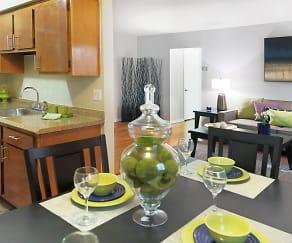 Kitchen, Society Hill at Lehigh Park