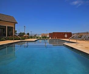 Pool, Granite Landing