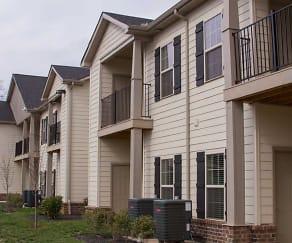 Building, North Pointe Apartments