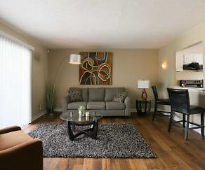 Living Room, City Heights Homewood
