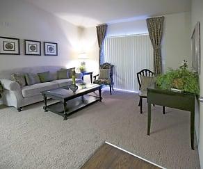 Living Room, Crescent Ridge