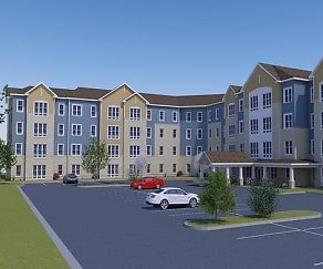 Rendering, Pointe View At Aspen Hill