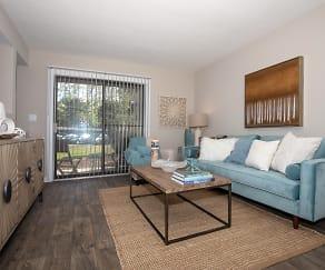 Living Room, Parkside at Castleton Square