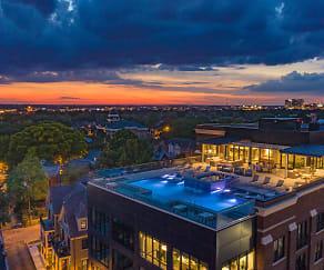 Pool, Hubbard Park Place