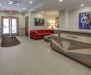 Foyer, Entryway, City Trust