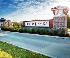 Silver Oaks Apartments, Carville, LA