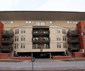 Building, Midtown Lofts
