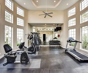 Fitness Weight Room, St. Antimo Apartments