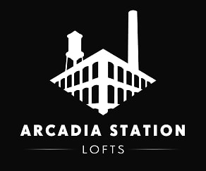 Community Signage, Arcadia Station Lofts