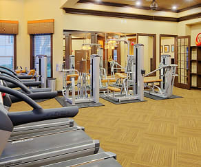 Fitness Weight Room, Colonial Grand at Lake Mary