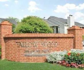 Community Signage, Tallow Wood Apartments