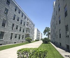 Building, Seaview Estates