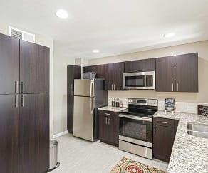 Kitchen, Girard at Cherry Hills