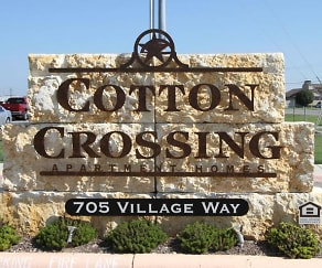 Welcome Home to Cotton Crossing, Cotton Crossing