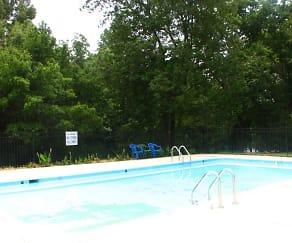 Pool, Oakhill Apartments