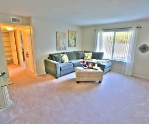 Living Room, Sand Hills