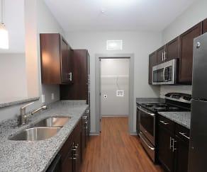 Kitchen, Branchwater Apartment Homes
