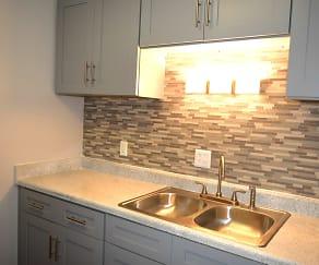 Kitchen, The Flats at Nolensville
