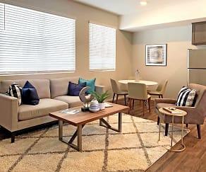 Living Room, Plaza del Rey