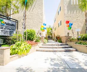 Community Signage, Casa de Marina