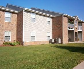Building, Northcrest Apartments