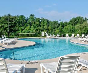 Pool, Village at Goshen