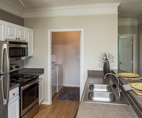 Kitchen, Christopher Wren Apartments