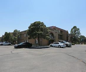 Building, Canyon Vista