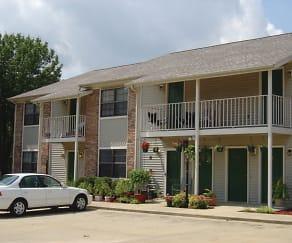 Building, North Village Apartments