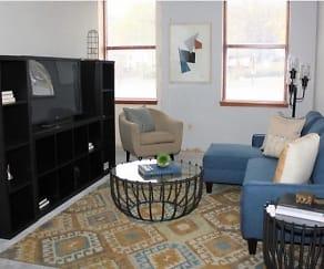 Living Room, Polk on Third