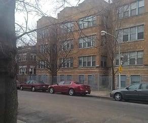 Building, Rebecca Walker Complex