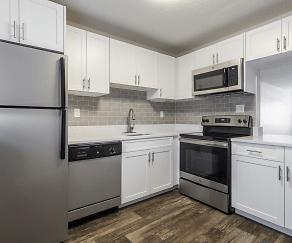 Kitchen, Aventura Oaks