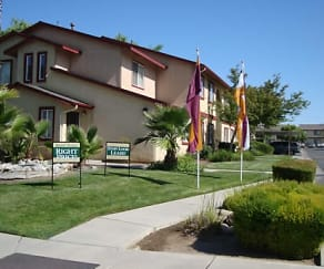 Building, Chowchilla Garden Apartments