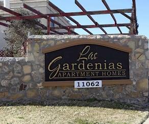 Community Signage, Las Gardenias