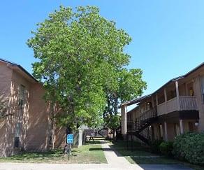 Building, Sunset Terrace Apartments