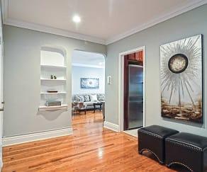 Foyer, Entryway, Fairfield 365 Stewart At Garden City