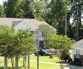 Landscaping, Palmetto Way Apartments