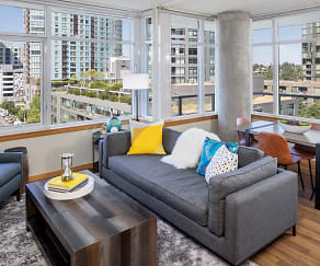 Living Room, Griffis South Waterfront