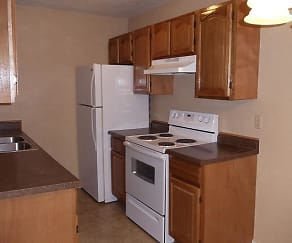 Kitchen, Oakdale Circle