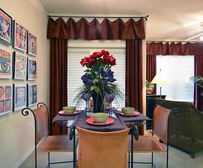 Dining Room, Refugio Place