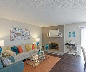 Living Room, Arabella Apartments