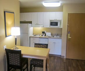 Kitchen, Furnished Studio - Atlanta - Buckhead