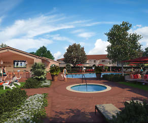 Pool, Seascape Apartment Homes