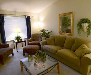 Living Room, Rock Creek