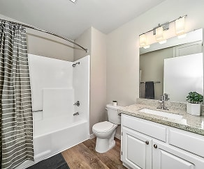Bathroom, The Galleria Apartment Homes