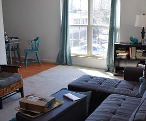 Living Room, Campus Walk