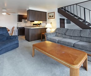 Living Room, The Loft