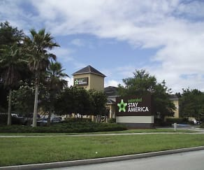 Building, Furnished Studio - Jacksonville - Southside - St. Johns Towne Ctr.