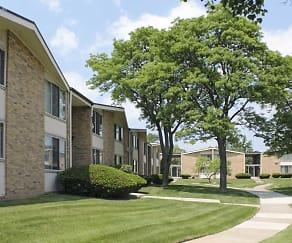 Building, Oakwood Villa