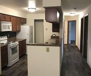 Kitchen, Tucson Trails Apartments